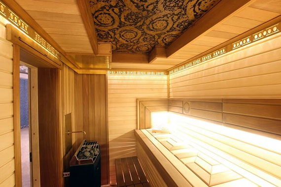 luxury sauna 01