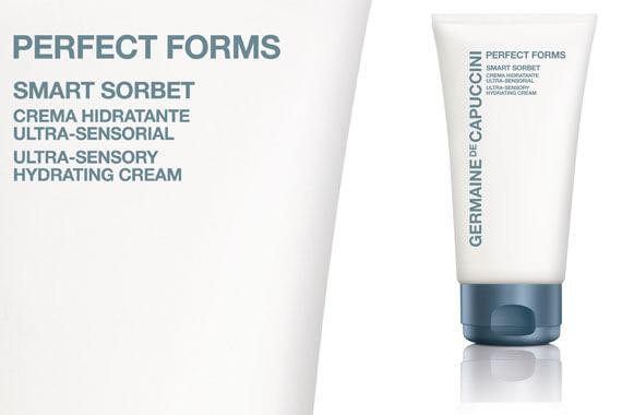 Крем для тела увлажняющий Perfect Forms Smart Sorbet ultra-sens hydra cream